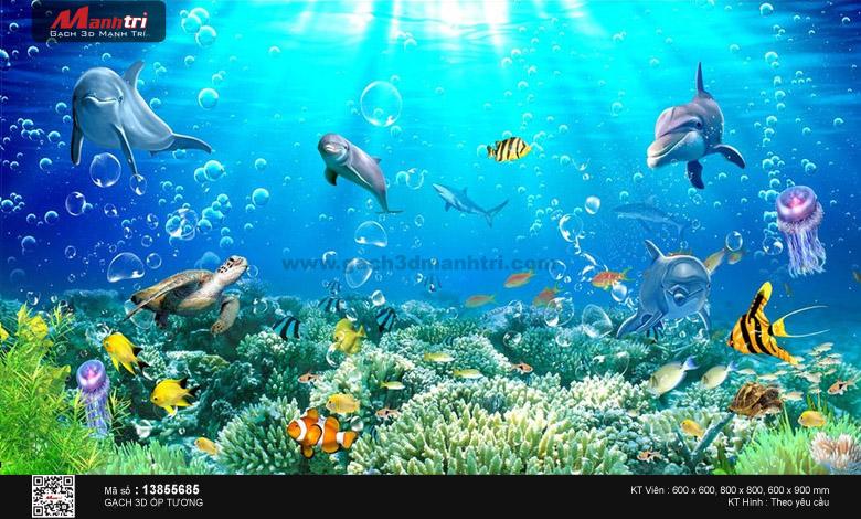 Dưới đáy đại dương