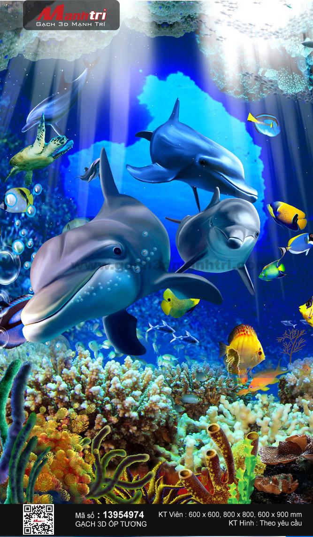 Hang động dưới biển sâu