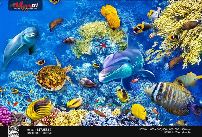 Cuộc sống trong lòng biển
