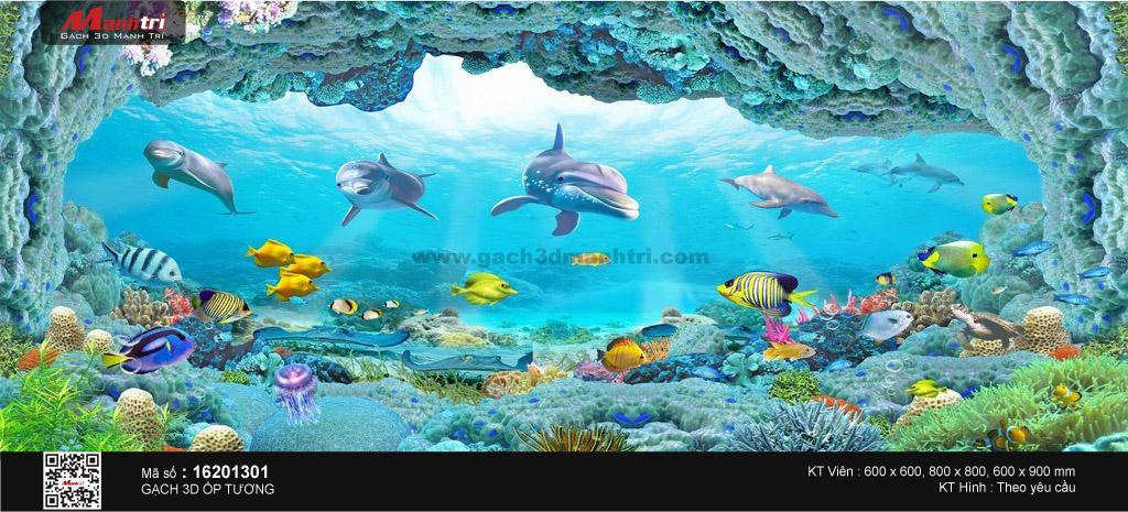 Một góc trong lòng biển sâu