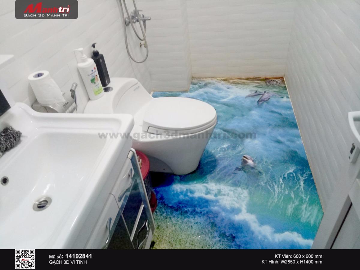 toilet lat san gach 3d