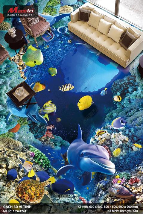 Hang động sâu thẳm dưới đáy biển