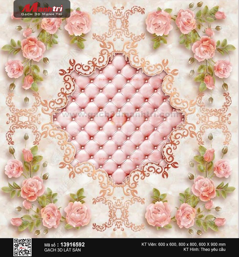Thảm hoa hồng điểm ngọc trai