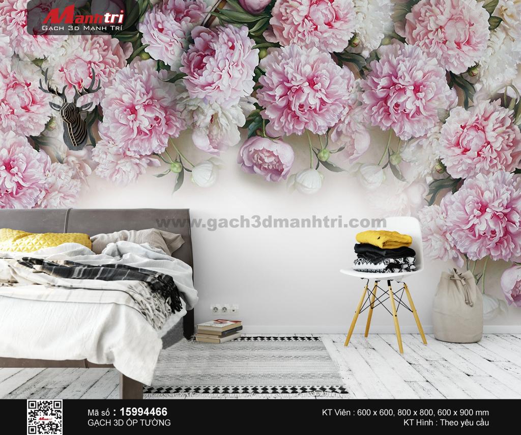 Giàn hoa màu hồng dịu dàng