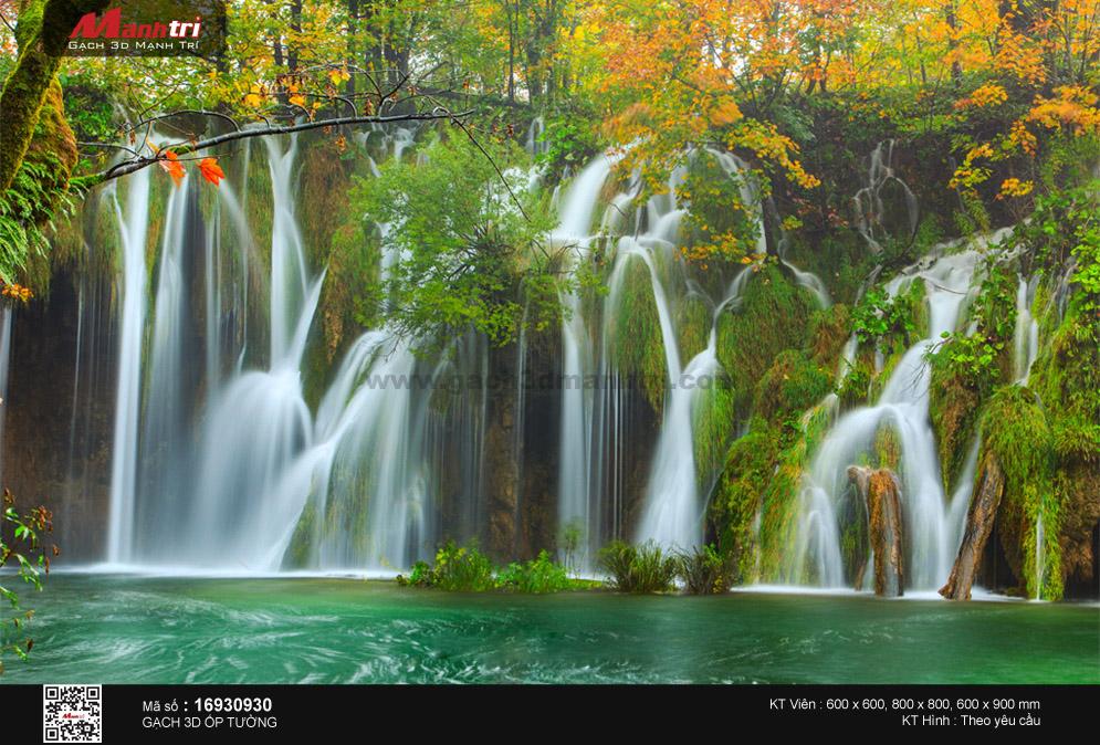 Thác nước đẹp tuyệt diệu