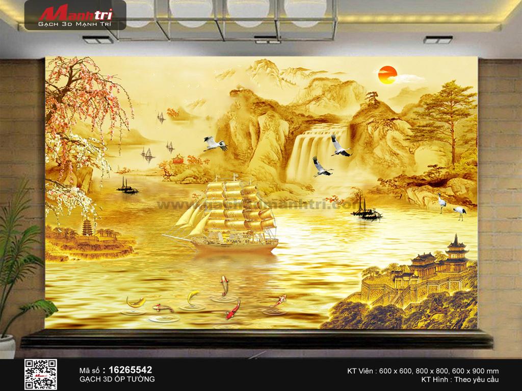 thuyền vàng