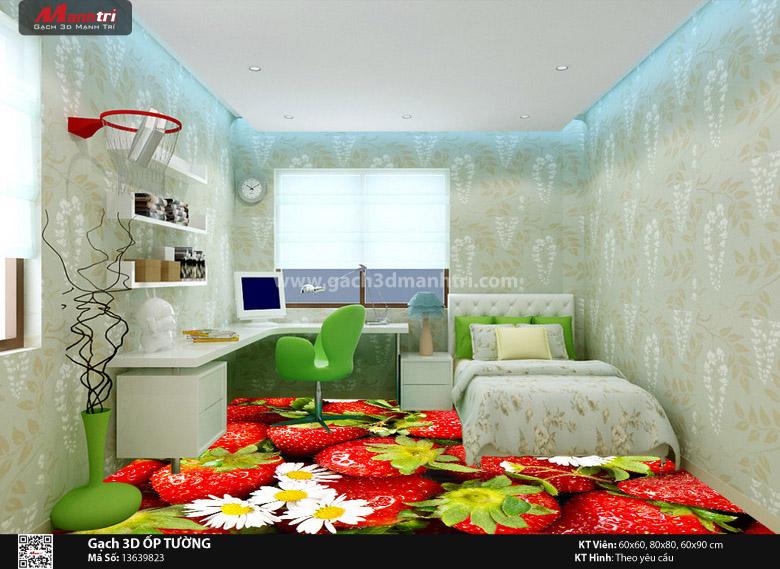 gach tranh 3d menh hoa